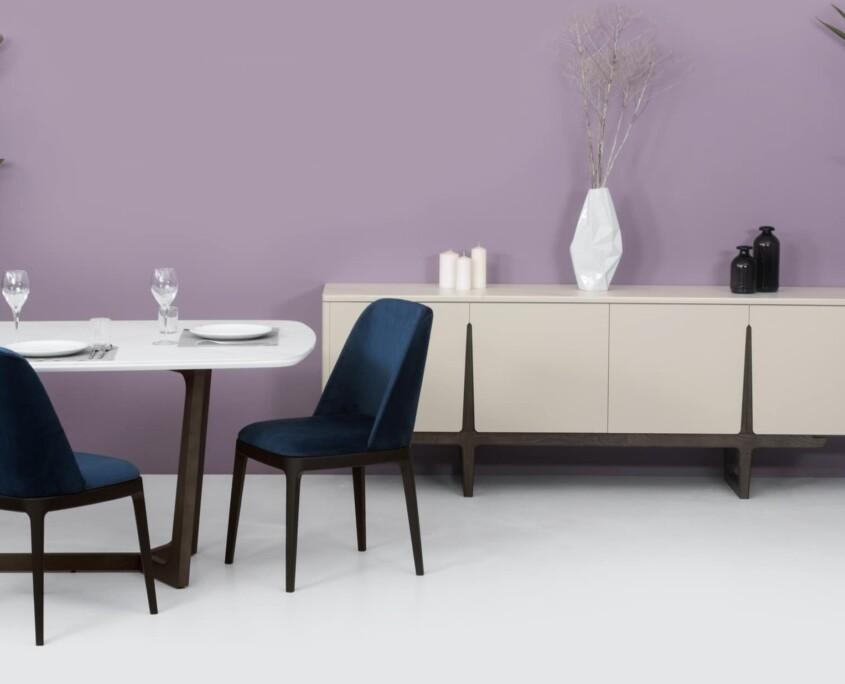 Τραπεζαρία Carino Ξύλινο Καρέκλες 2